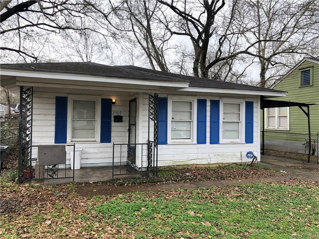 2509 Devaughn Street Property Photo - Shreveport, LA real estate listing