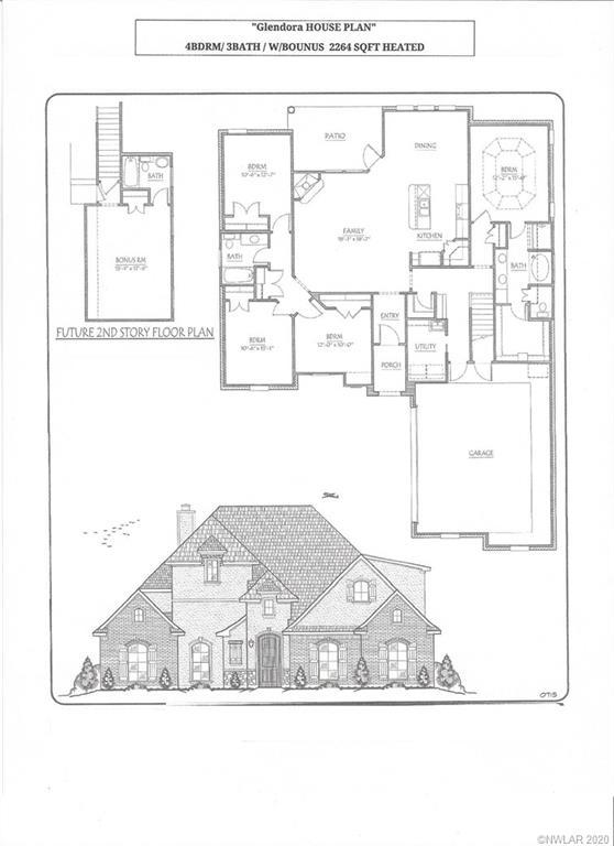 703 Stag Trail, Haughton, LA 71037 - Haughton, LA real estate listing