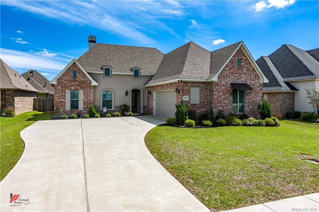 402 Halifax Circle, Benton, LA 71006 - Benton, LA real estate listing