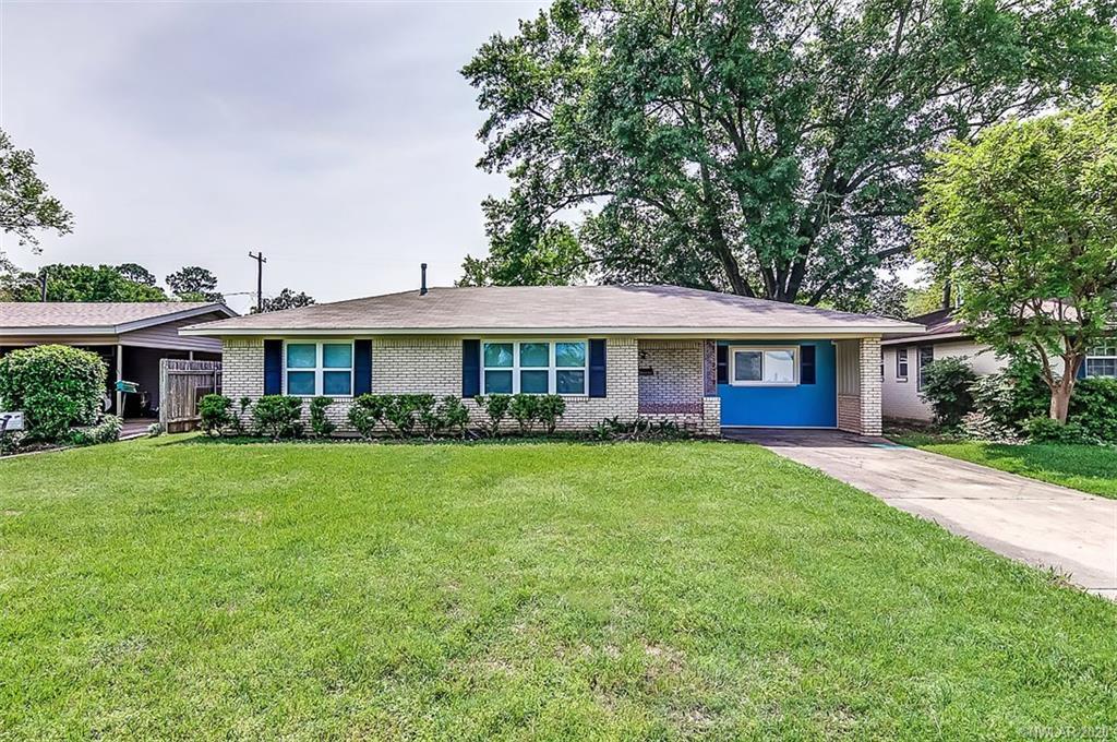 629 Haynes Avenue Property Photo - Shreveport, LA real estate listing