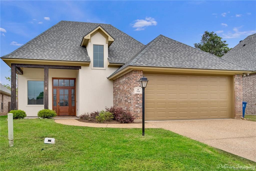 316 Evangeline Creek Drive Property Photo - Shreveport, LA real estate listing