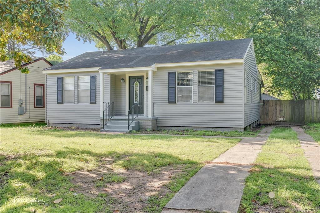 255 E McCormick Street Property Photo - Shreveport, LA real estate listing