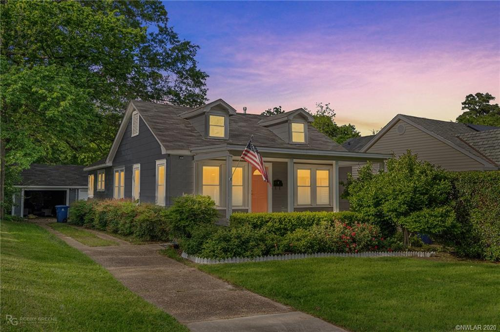 718 College Street Property Photo - Shreveport, LA real estate listing