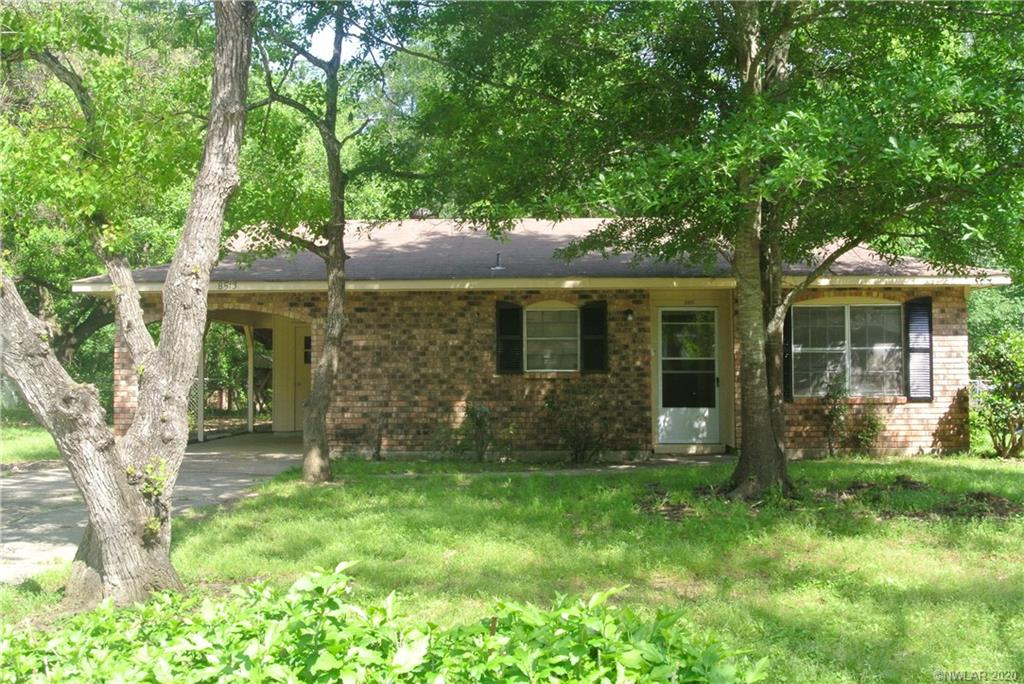 8513 Westbrook Place Property Photo - Shreveport, LA real estate listing