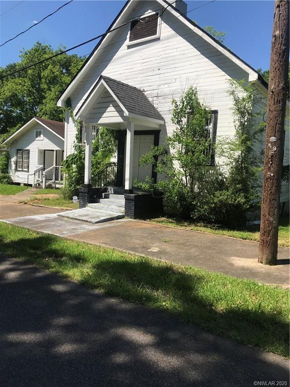 1220 Vaughn Street Property Photo - Shreveport, LA real estate listing