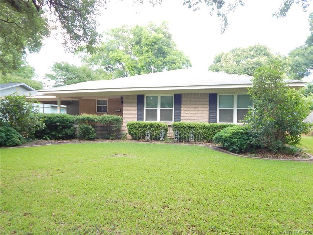 4427 Orchid Street Property Photo - Shreveport, LA real estate listing