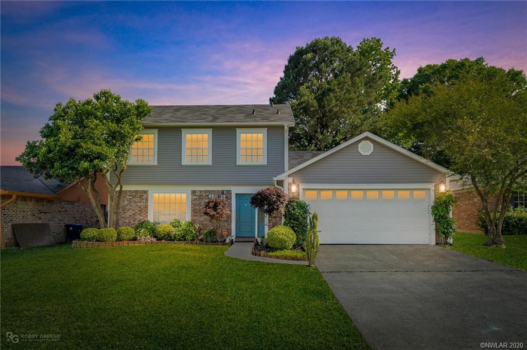 4811 Bramble Way Property Photo - Shreveport, LA real estate listing