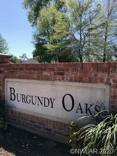 0 Burgundy Oaks Drive #122 Property Photo - Shreveport, LA real estate listing