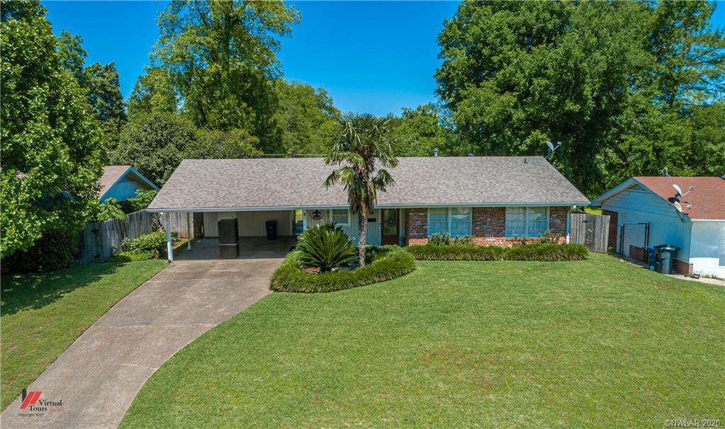 3015 W Cavett Drive Property Photo - Shreveport, LA real estate listing