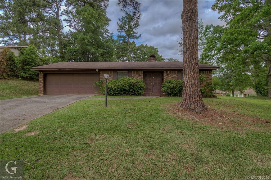 4408 Crossway Drive Property Photo - Shreveport, LA real estate listing