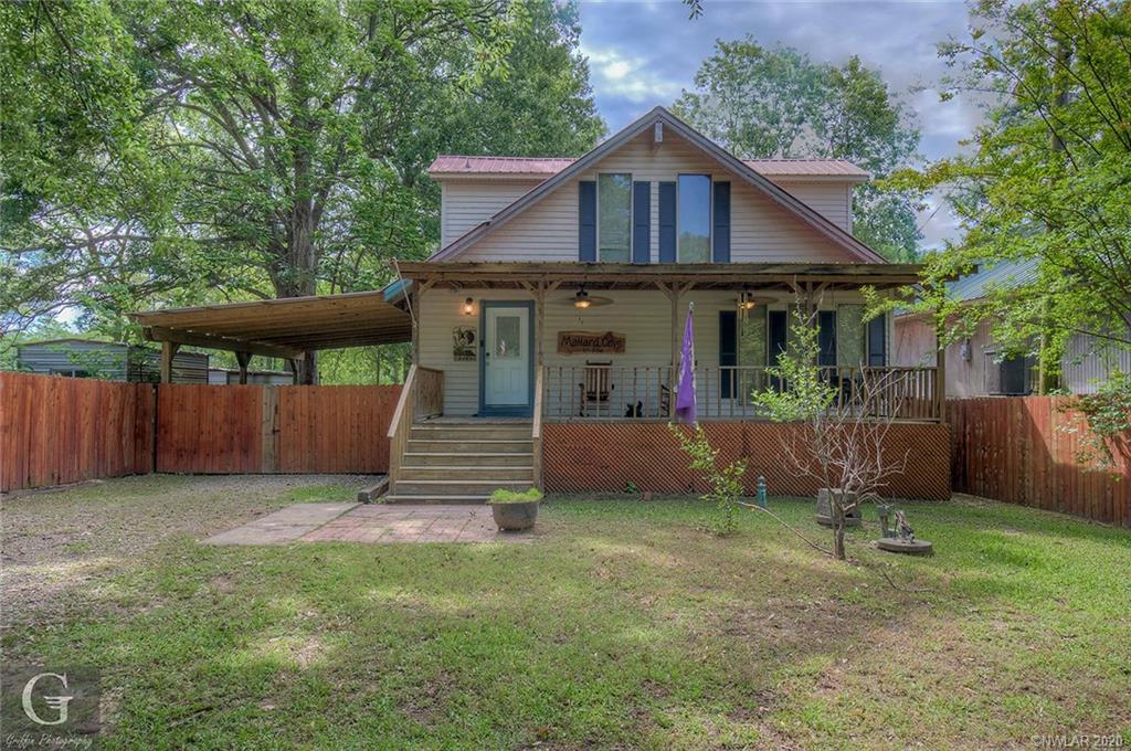 11208 Ferry Lake Road Property Photo - Oil City, LA real estate listing