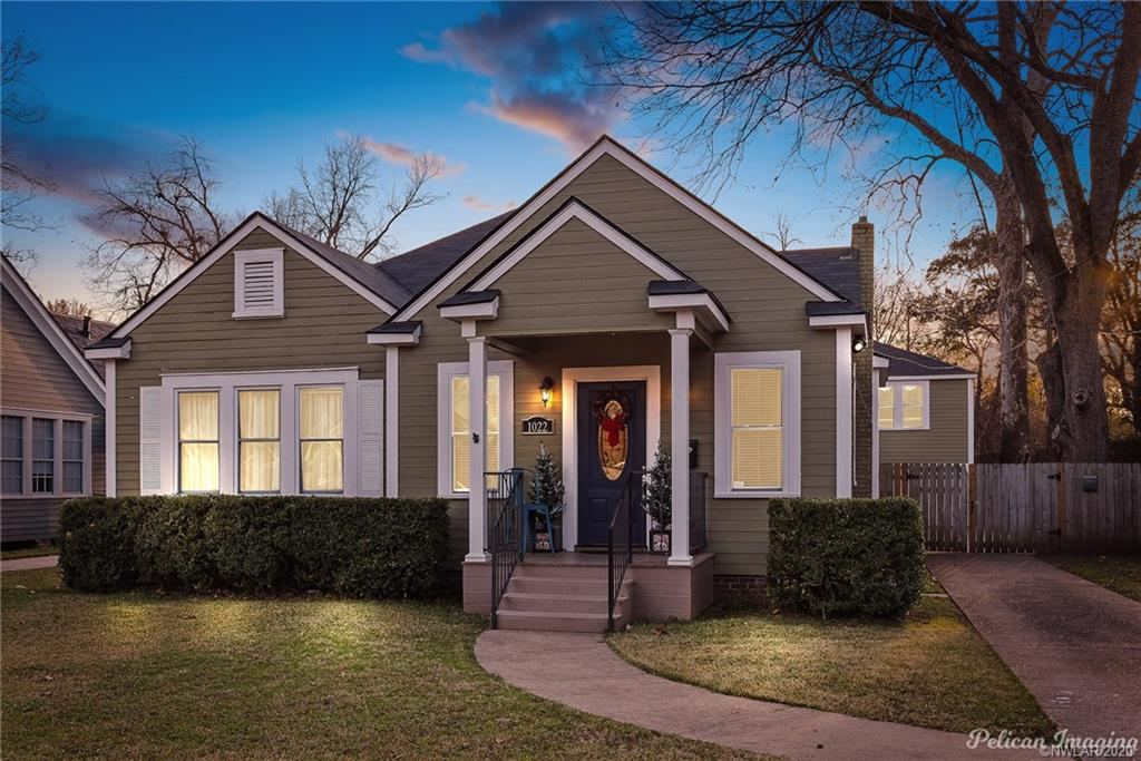 1022 Anniston Avenue Property Photo - Shreveport, LA real estate listing