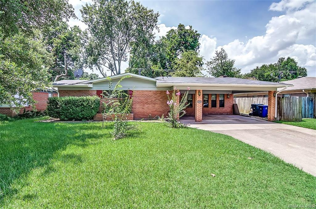 2914 Bolch Street Property Photo - Shreveport, LA real estate listing