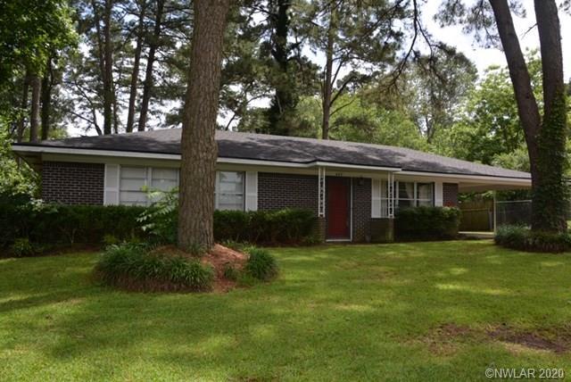 845 Francais Drive Property Photo - Shreveport, LA real estate listing