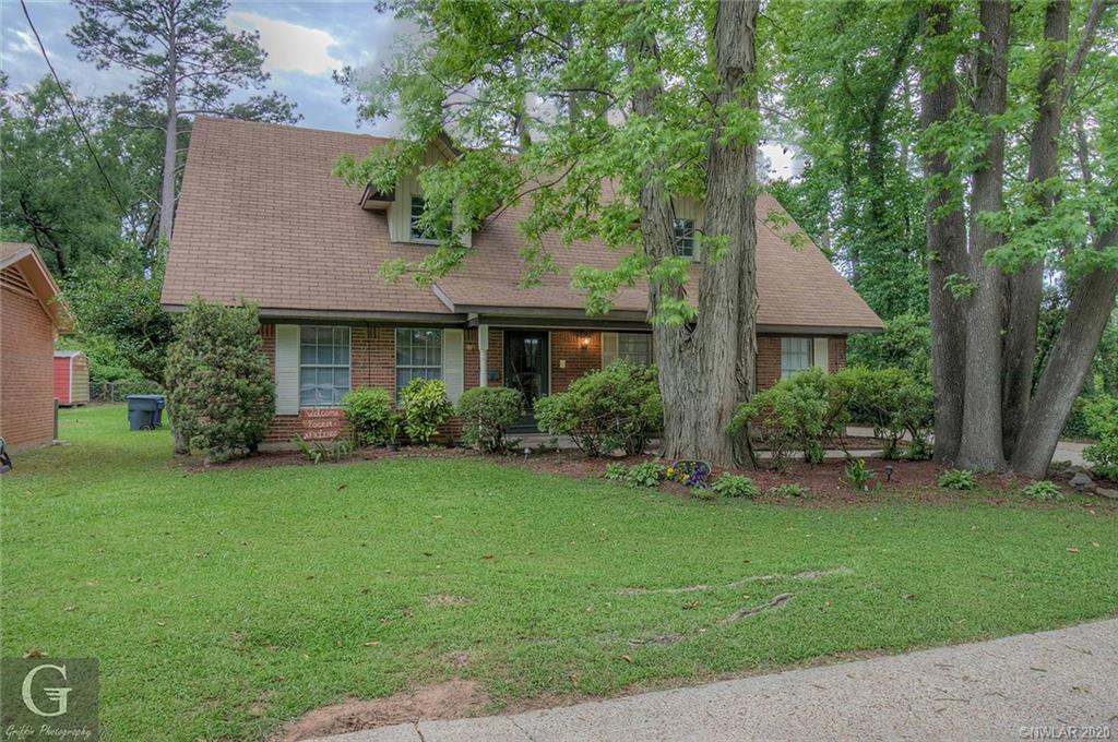 2500 Ridge Lake Drive Property Photo - Shreveport, LA real estate listing