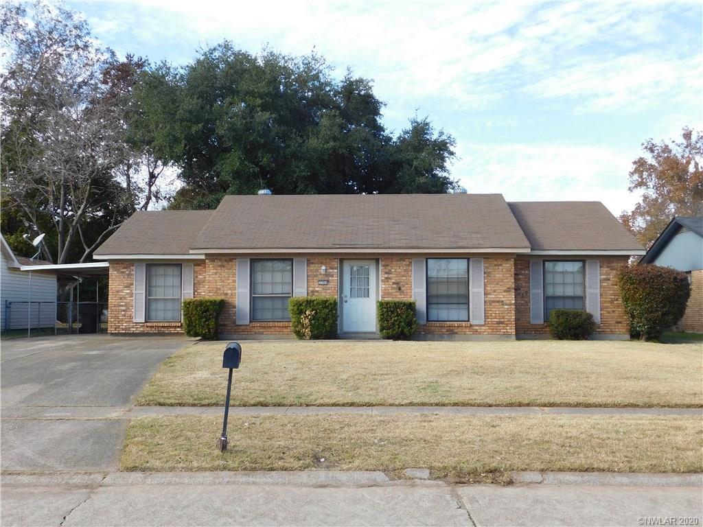 3564 Wingfield Drive Property Photo - Bossier City, LA real estate listing