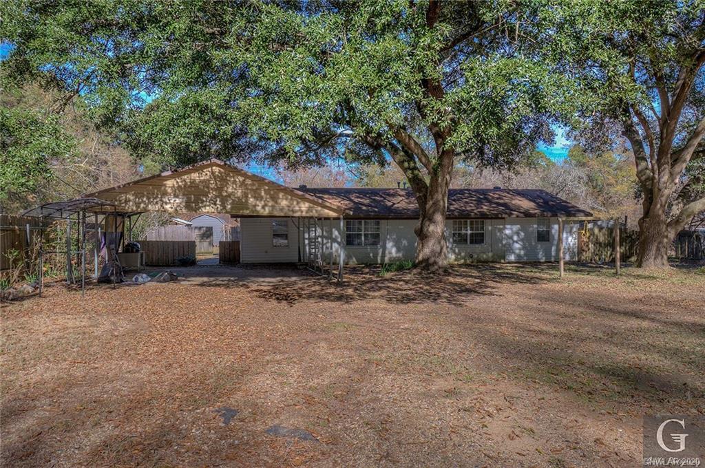 169 Miller Road Property Photo - Doyline, LA real estate listing
