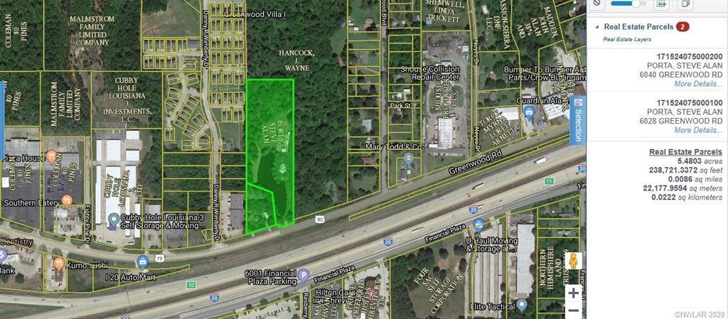 6040 Greenwood Road E Property Photo - Shreveport, LA real estate listing