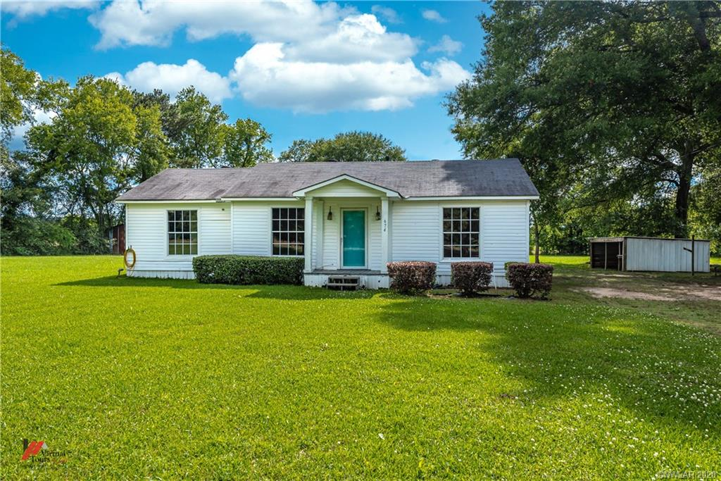 674 Marshall Rd Property Photo - Logansport, LA real estate listing