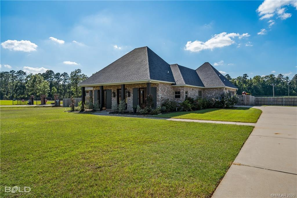 528 Pebble Drive Property Photo - Haughton, LA real estate listing