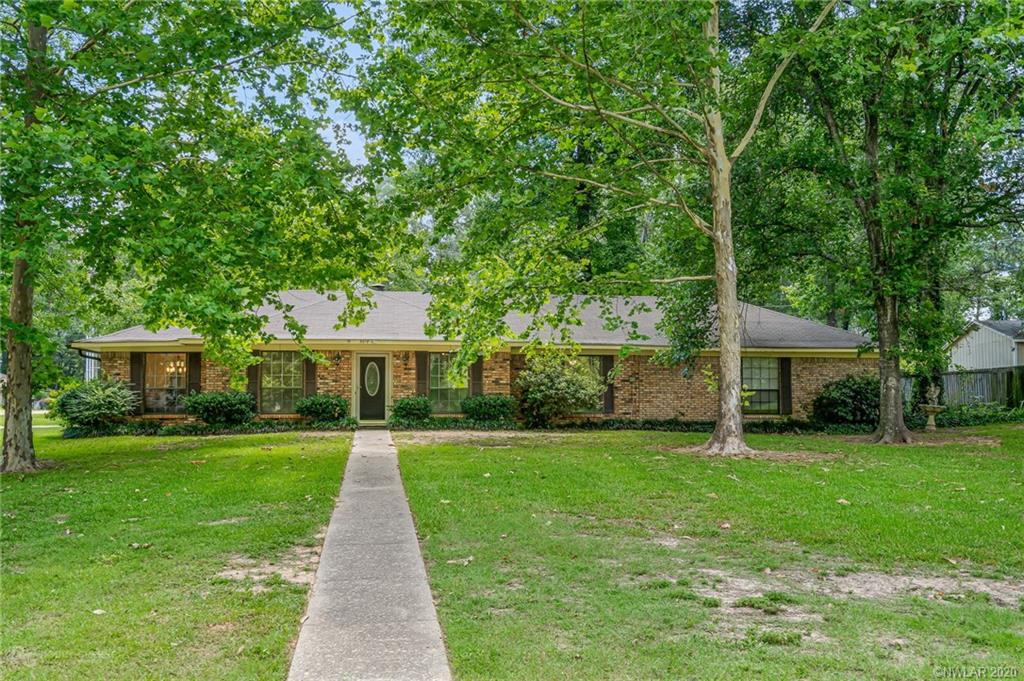 3618 Shadow Wood Drive Property Photo - Haughton, LA real estate listing