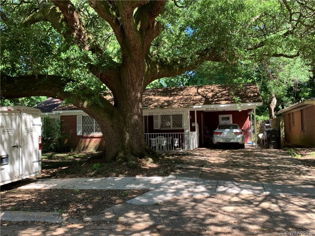 832 Martha Lane Property Photo - Shreveport, LA real estate listing