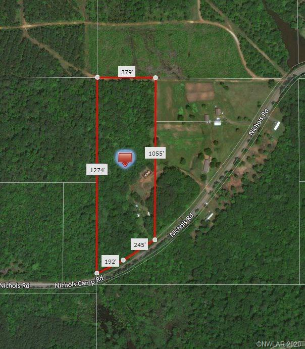 7520 Nichols Camp Road Property Photo - Hosston, LA real estate listing