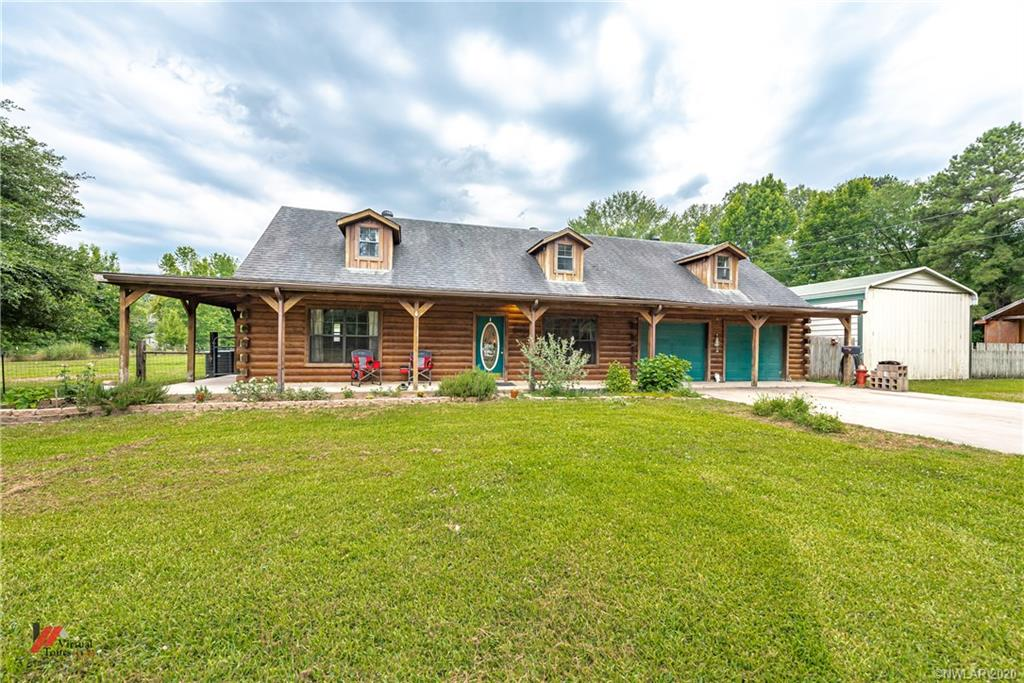 2147 Highway 172 Property Photo - Keatchie, LA real estate listing