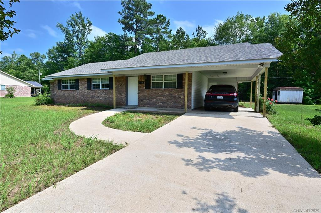 108 Perry Place Property Photo - Sibley, LA real estate listing