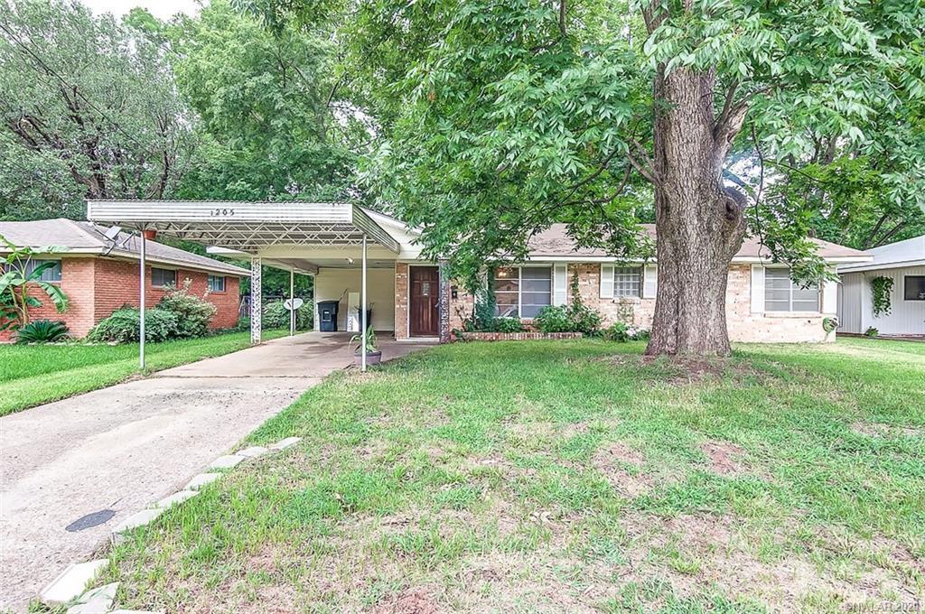 1205 Amanda Drive Property Photo - Bossier City, LA real estate listing