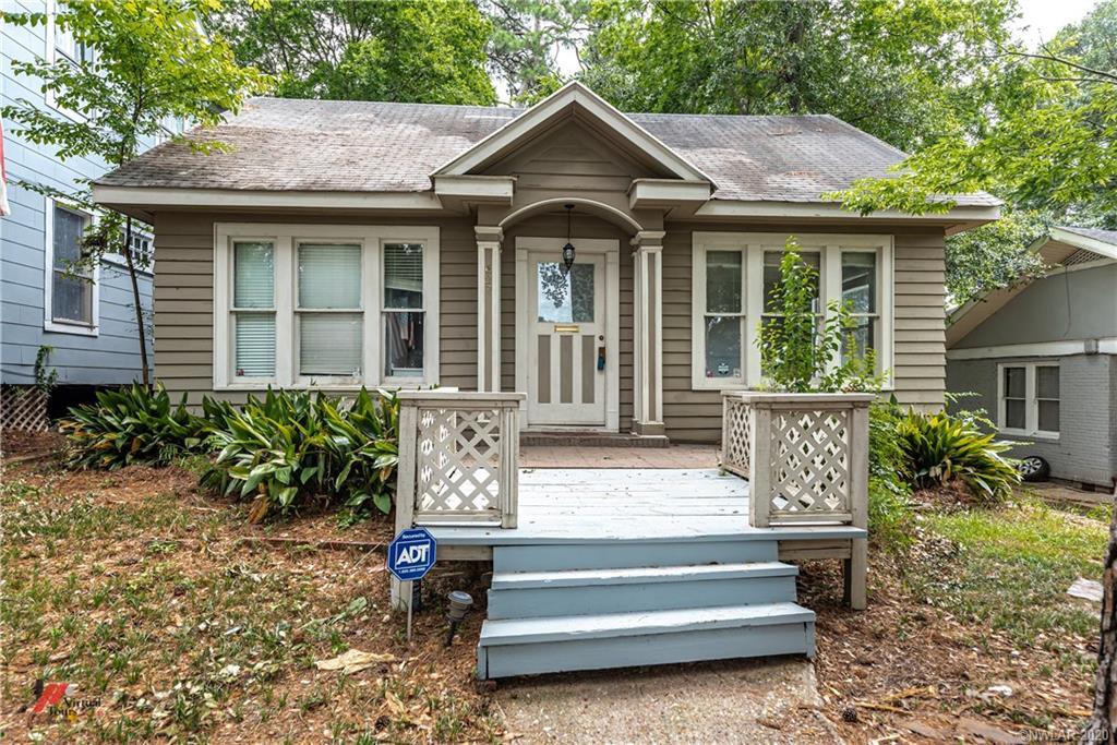 627 Merrick Street Property Photo - Shreveport, LA real estate listing