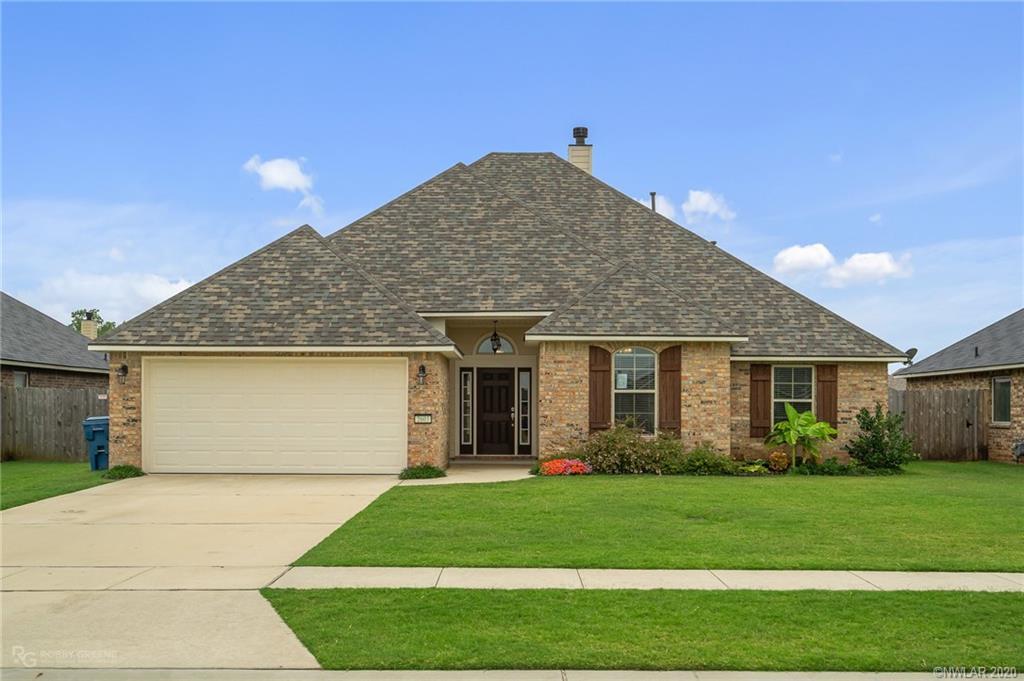 2603 Switchgrass Drive Property Photo - Bossier City, LA real estate listing