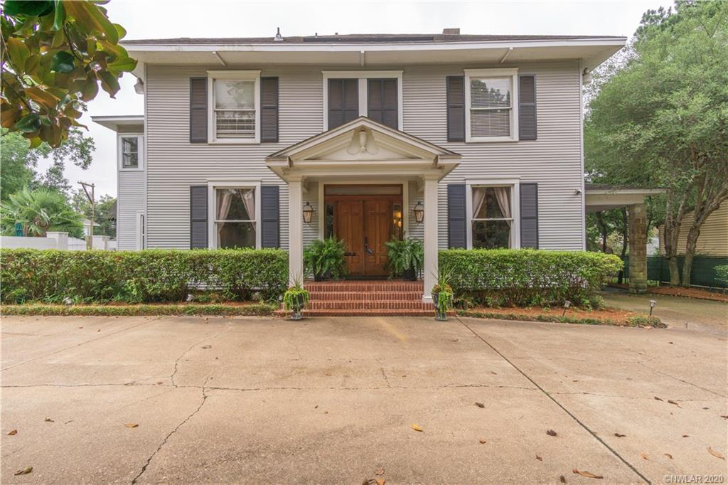 911 Wilkinson Street Property Photo - Shreveport, LA real estate listing
