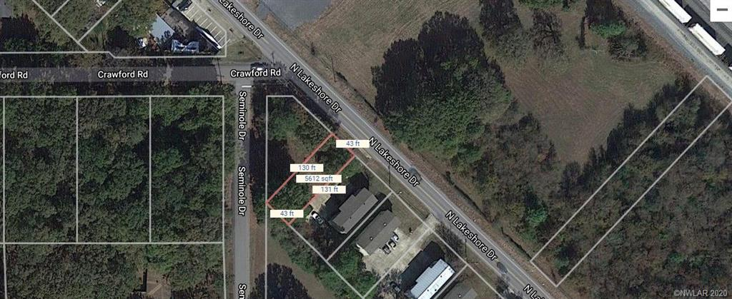 0 N Lakeshore Property Photo - Shreveport, LA real estate listing
