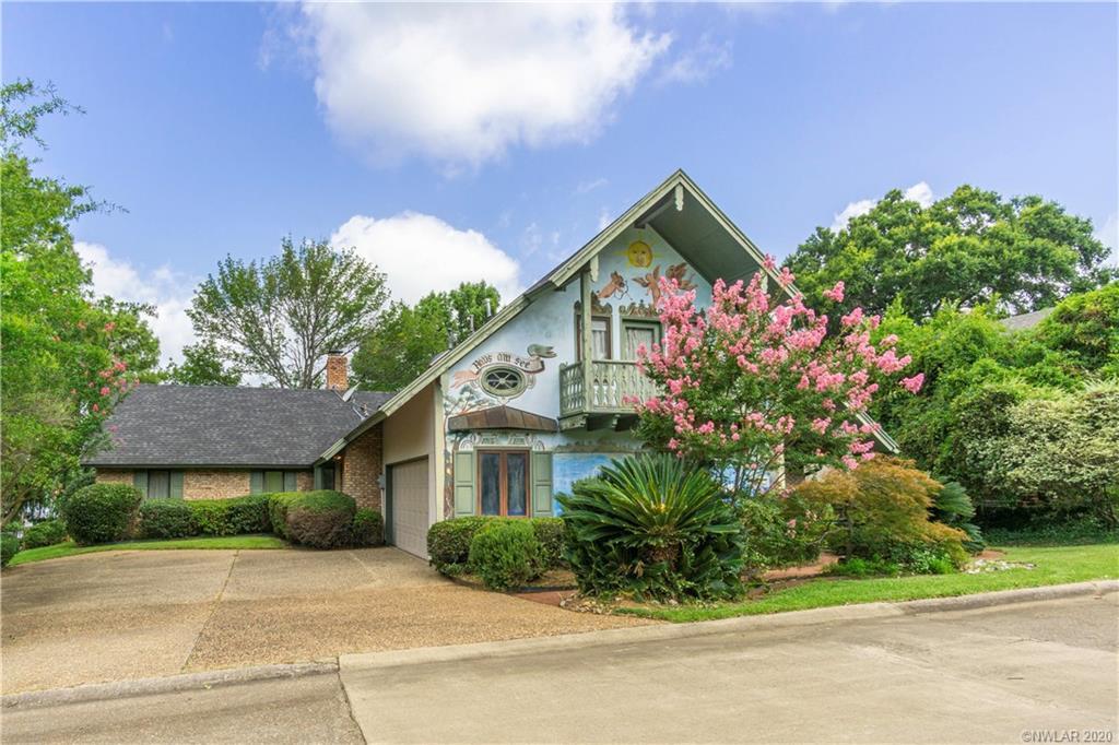5631 Mirador Circle Property Photo - Shreveport, LA real estate listing