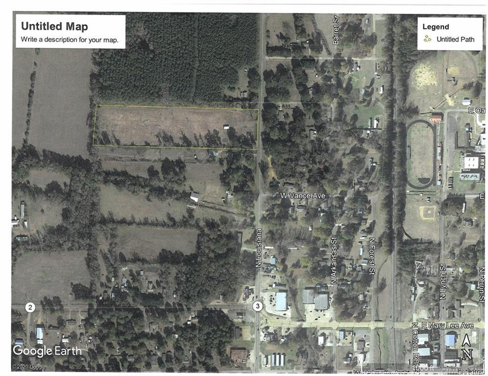 614 N Louisiana Street Property Photo - Plain Dealing, LA real estate listing