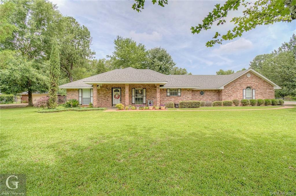 8400 Woodstock Drive Property Photo - Greenwood, LA real estate listing