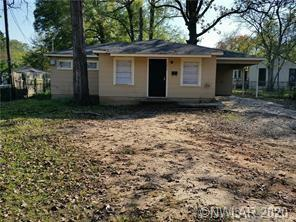 1855 Tulane Avenue Property Photo - Shreveport, LA real estate listing