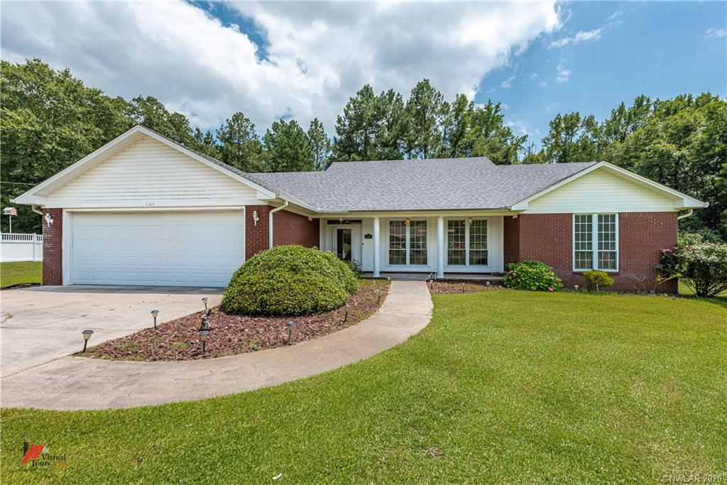 1103 Janice Drive Property Photo - Springhill, LA real estate listing