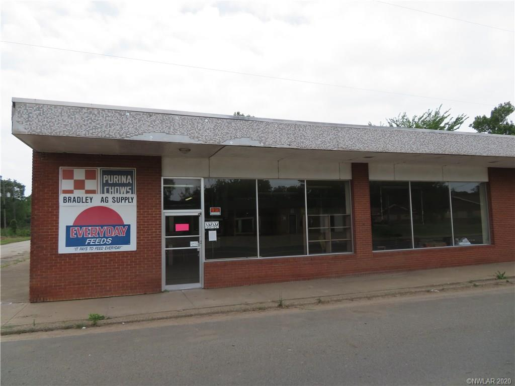 103 W Fourth Highway Property Photo - Bradley, AR real estate listing