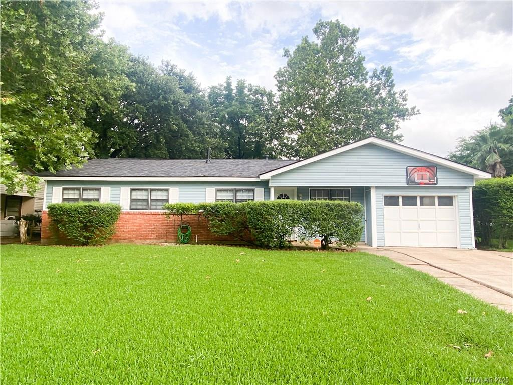 3208 Thunderbird Lane Property Photo - Bossier City, LA real estate listing