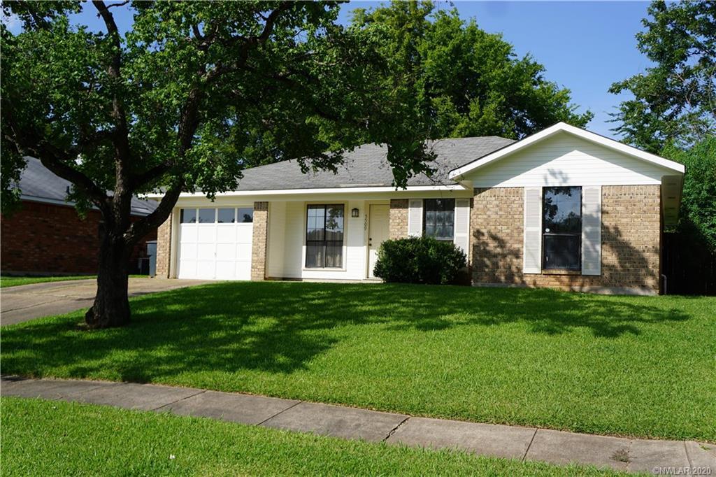 5509 E Meadow Drive Property Photo - Bossier City, LA real estate listing
