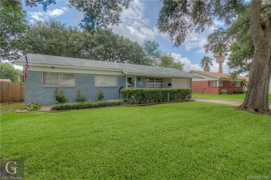 3108 Oliver Street Property Photo - Bossier City, LA real estate listing