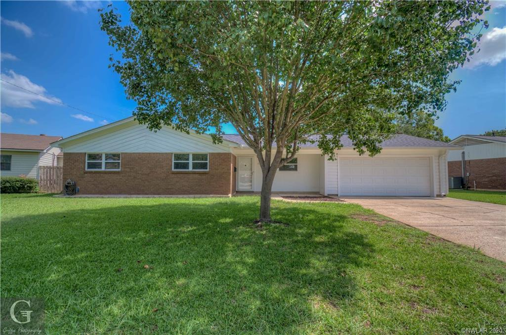3016 Oliver Street Property Photo - Bossier City, LA real estate listing