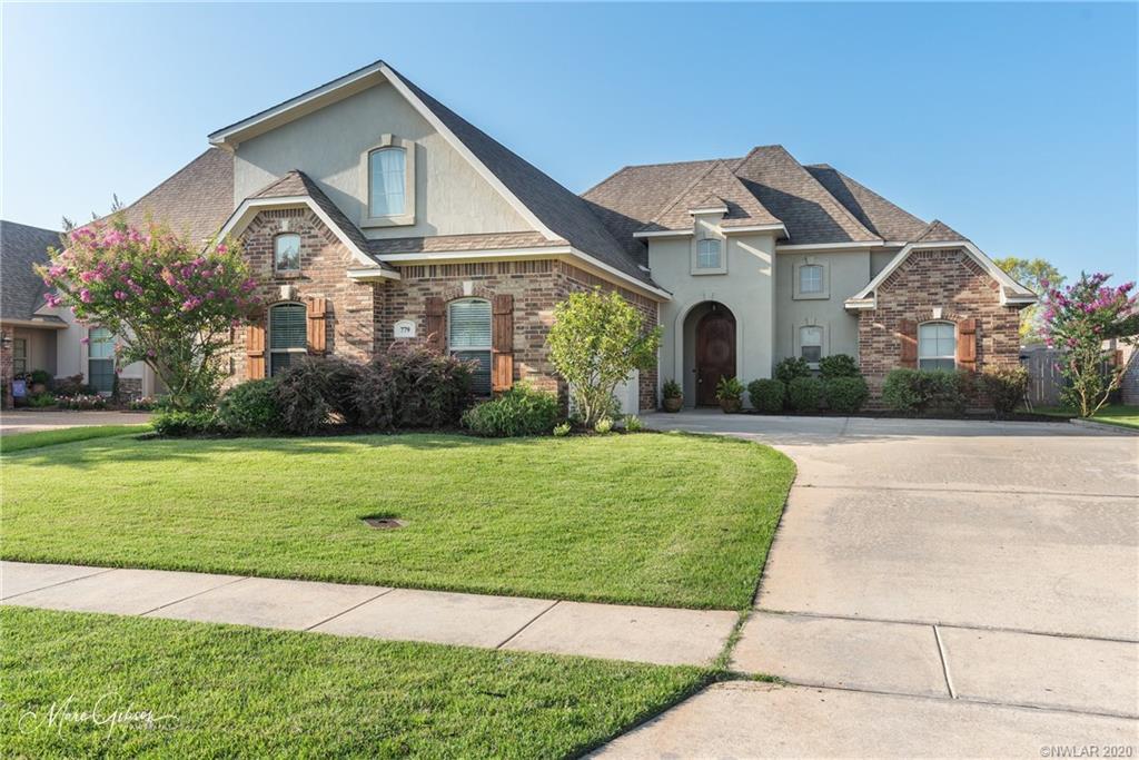 779 Hackberry Drive Property Photo - Bossier City, LA real estate listing