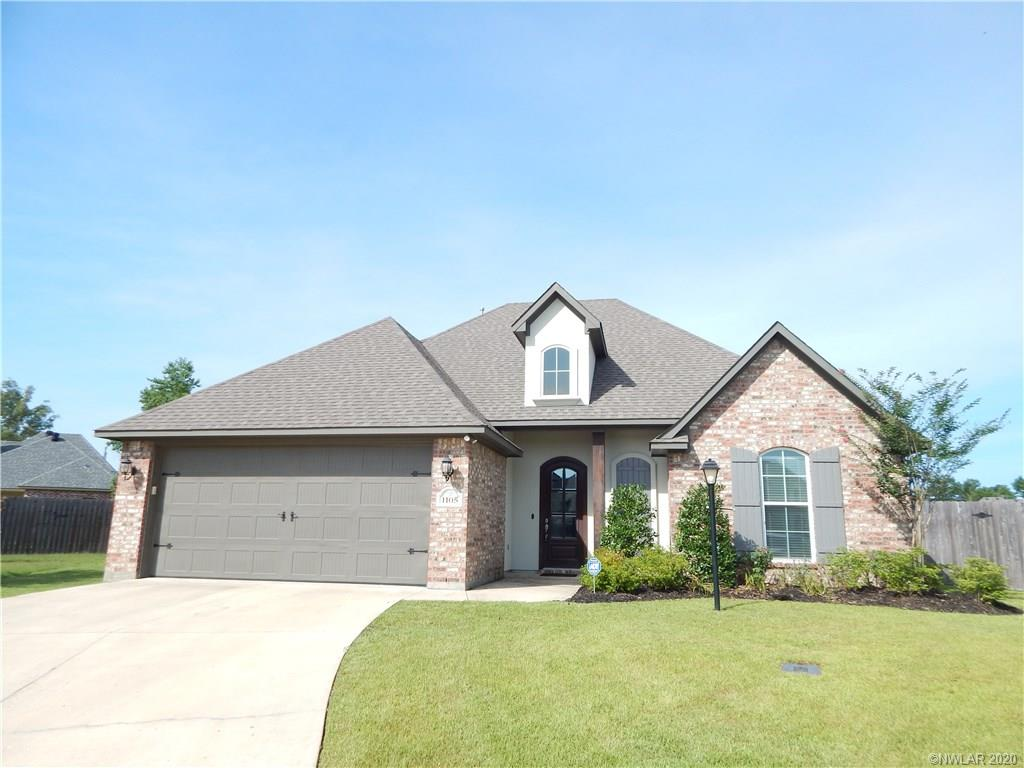 1105 Cypress Creek Property Photo - Shreveport, LA real estate listing