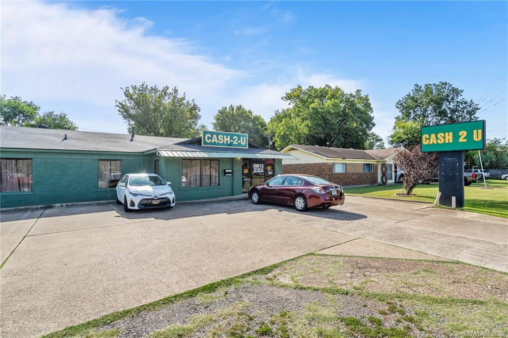 1603 Airline Drive Property Photo - Bossier City, LA real estate listing