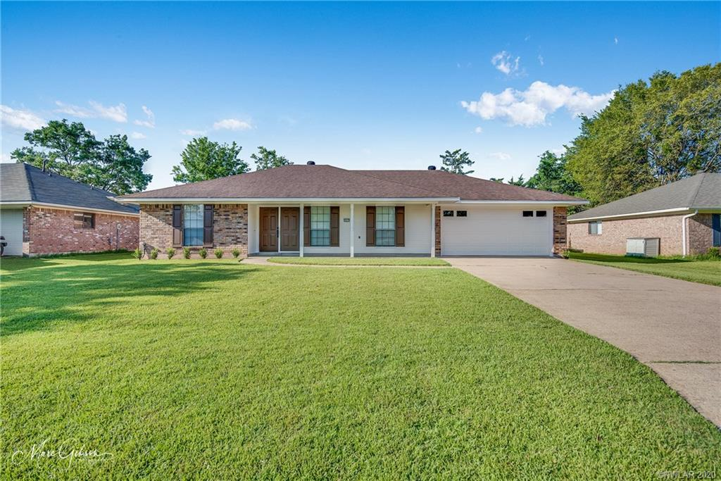 2612 Brown Street Property Photo - Bossier City, LA real estate listing