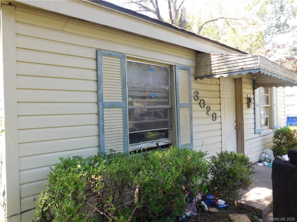 3029 Conmar Street Property Photo - Shreveport, LA real estate listing