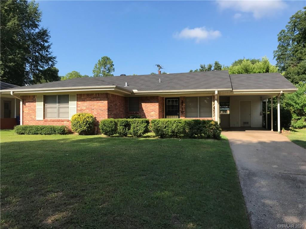 2710 Bolch Street Property Photo - Shreveport, LA real estate listing